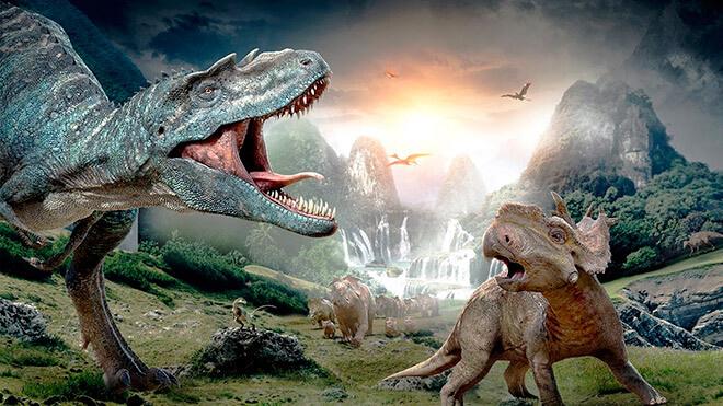 Сообщение на тему Динозавры