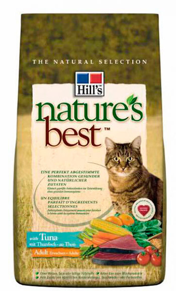 Hill's Nature's Best™ With Real Chicken Adult Cat