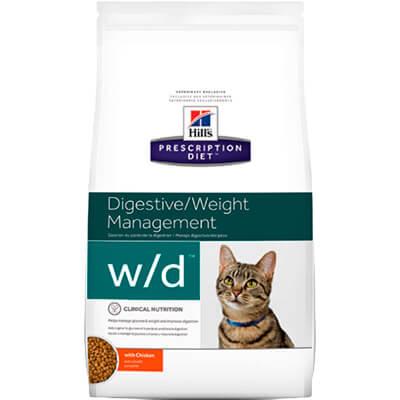Hills Prescription Diet Feline w/d
