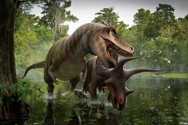 Как давно жили динозавры?