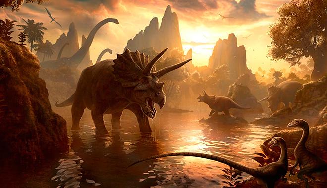 Как исчезли динозавры? Почему они вымерли?