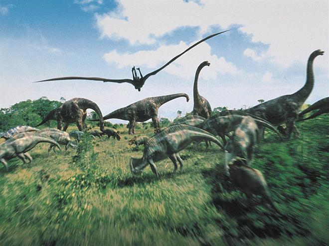 Топ - 15 интересных фактов о динозаврах