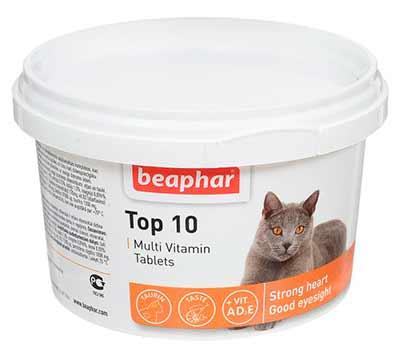 Беафар Top 10 Cat