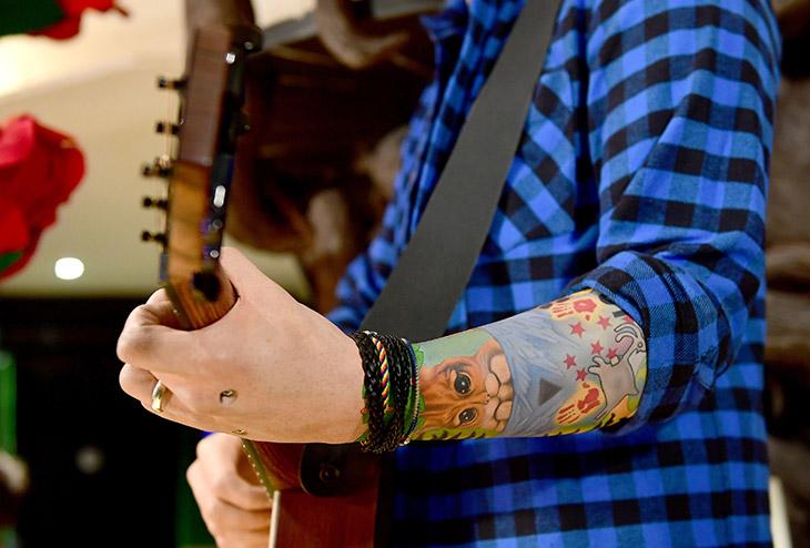 Подробнее о значении татуировок