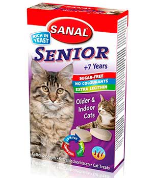 Sanal Senior Lecithin (дрожжи и лецитин)