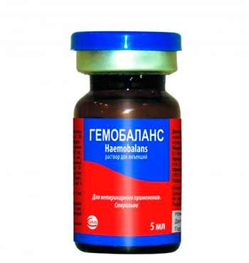Состав и форма выпуска препарата Гемобаланс