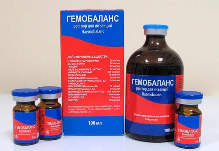 Гемобаланс препарат