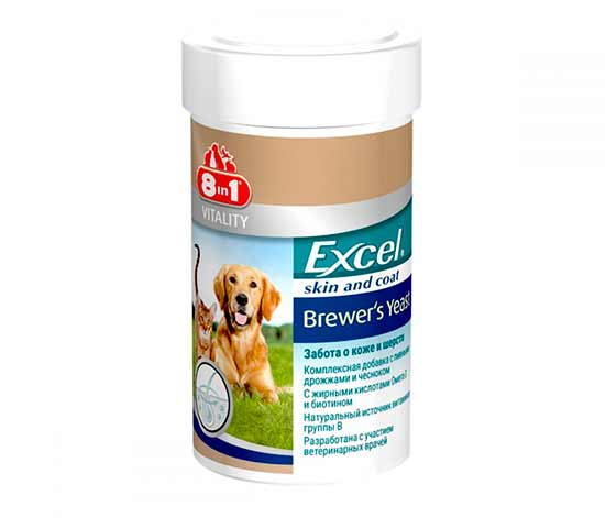 EXCEL BREWERS YEAST 8IN1